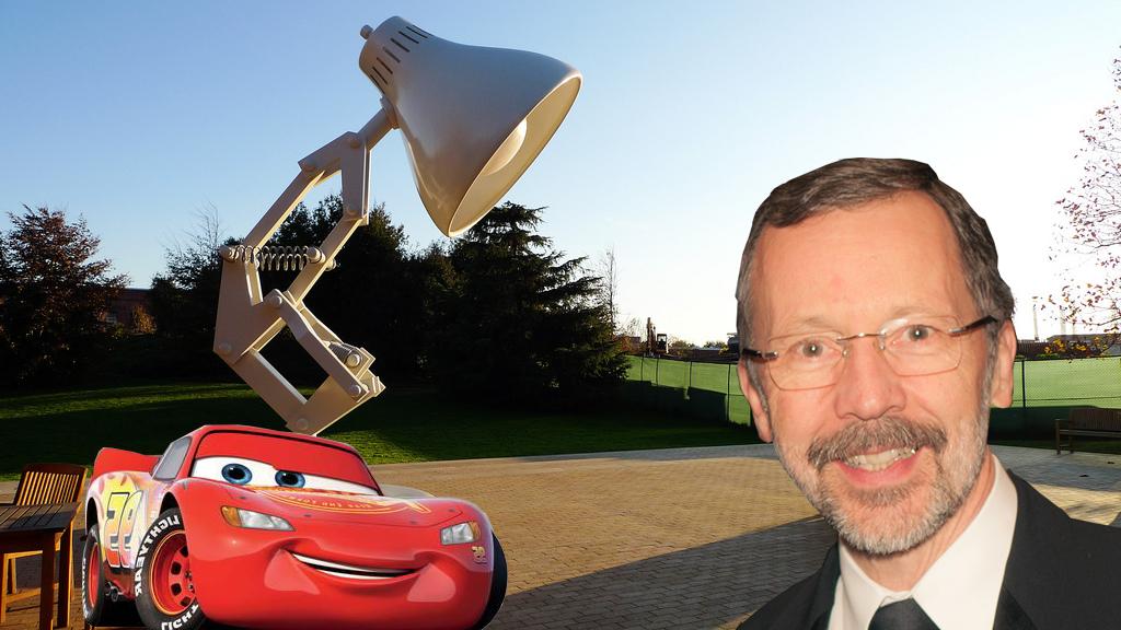 Ed and pixar