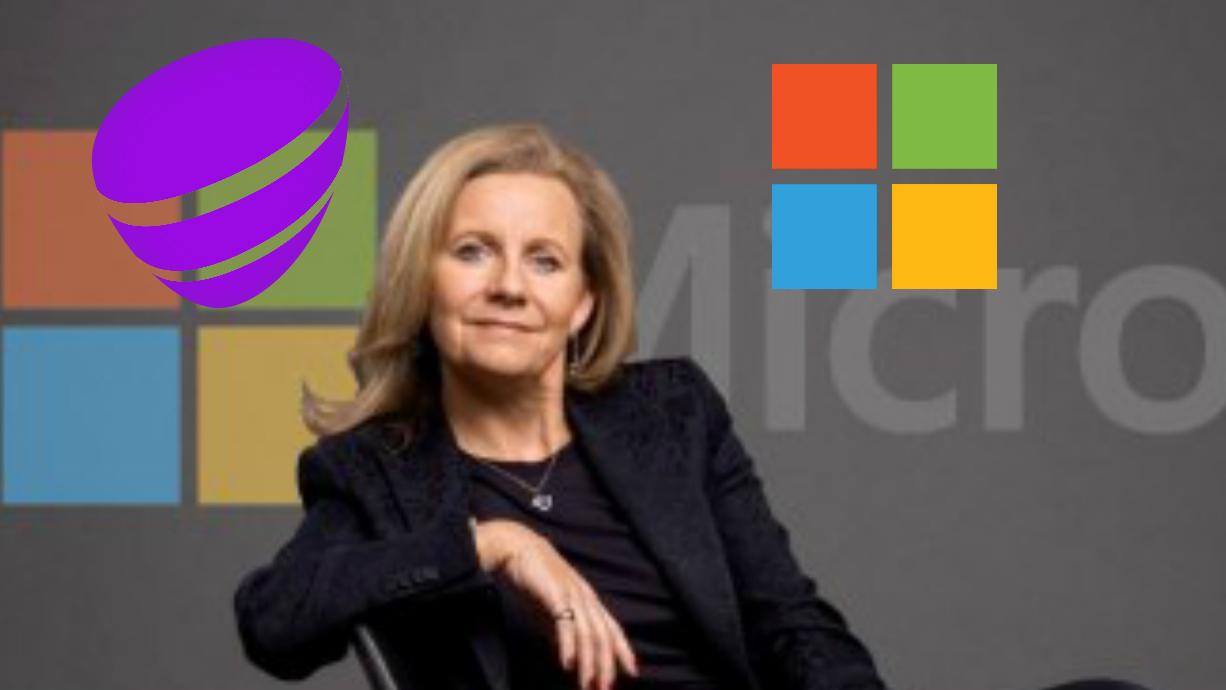 Före detta vd på Telia går över till Microsoft