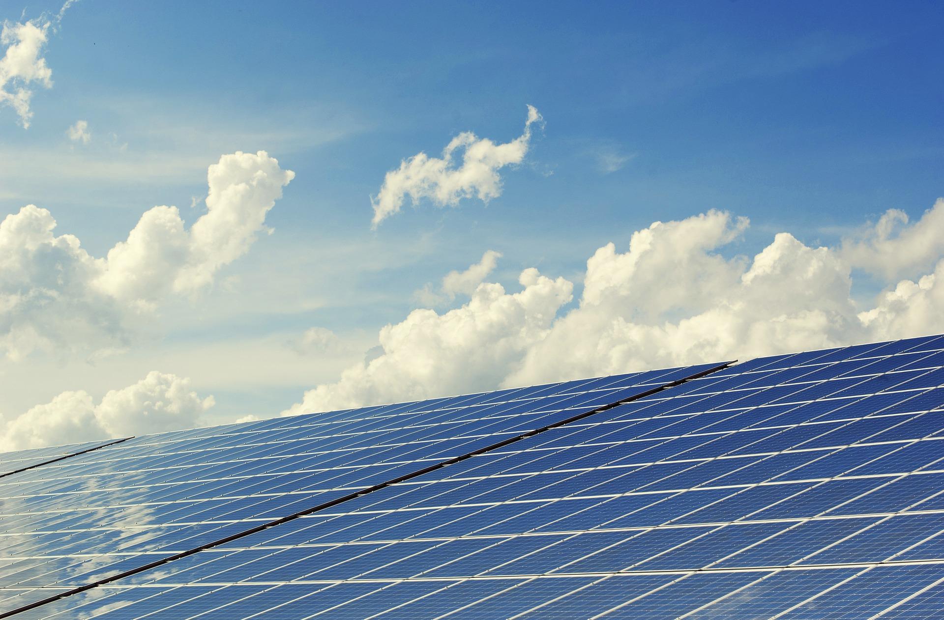 Många fördelar med solenergi