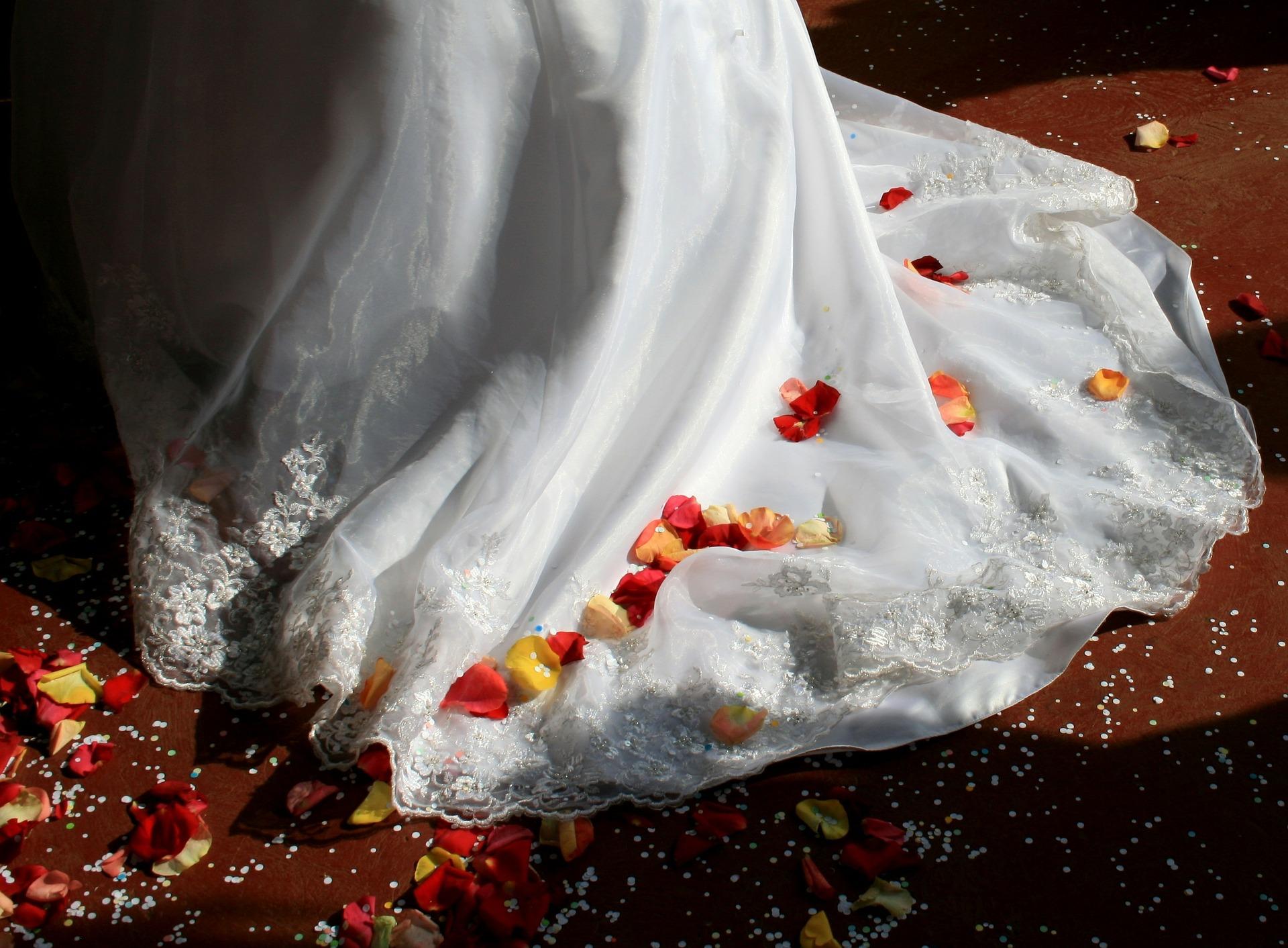 Hitta Din Drömklänning till bröllopet