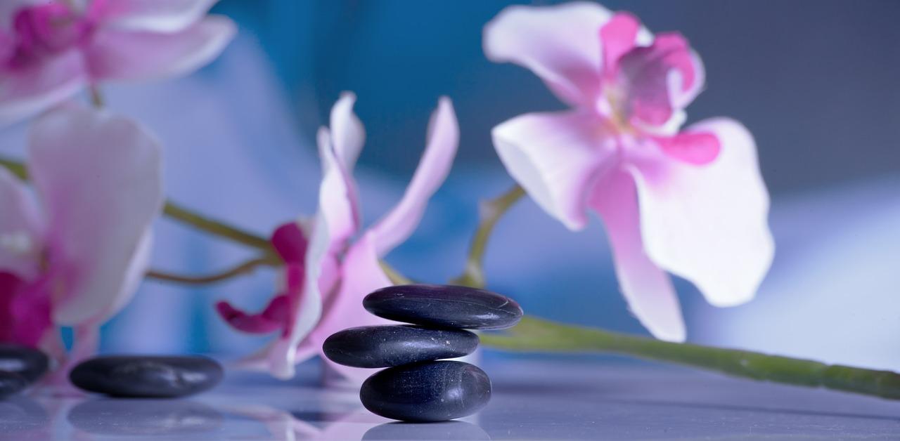En skön kväll med hudvård och massage