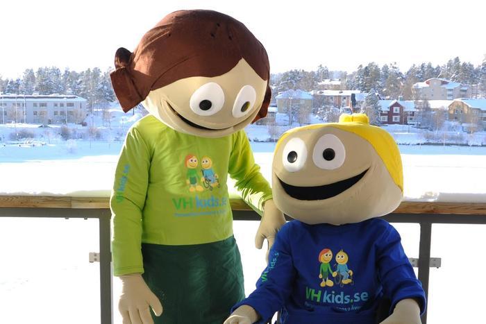 Kidsklubb för barn med funktionsnedsättningar