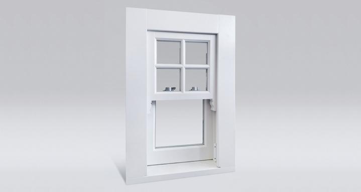 Träfönster och dörrar av högsta kvalitet