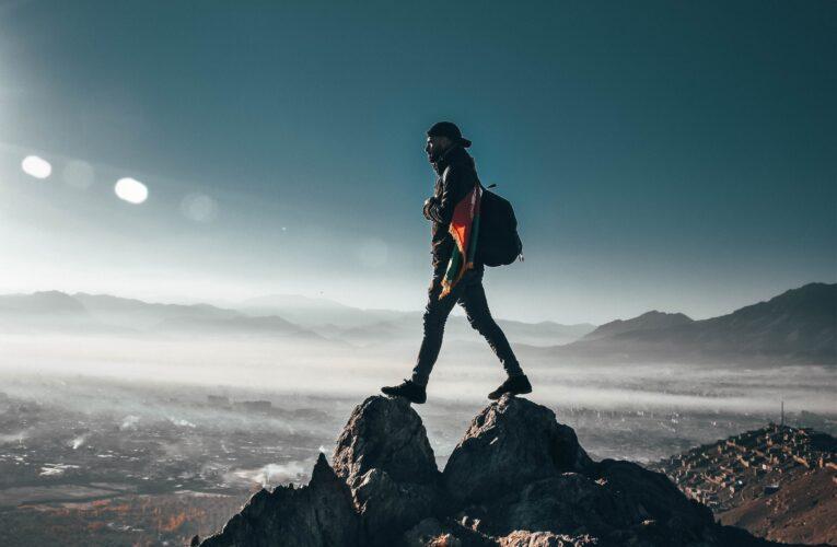 Backpacka med rätt friluftsliv utrustning