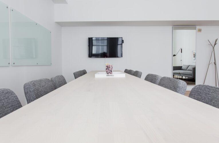 Videomöten har blivit standard inom många företag