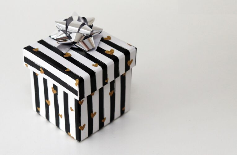 Svårt att hitta den perfekta presenten?